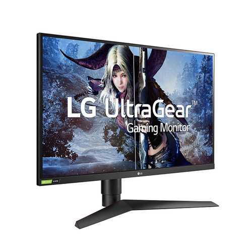 LG Ultragear 27GL850-B 27 inch (69 cm) QHD IPS Panel HDR 10 Gaming Monitor