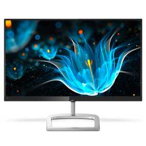 Philips 226E9QHAB/94 21.5 inch (55 cm) Full HD IPS Panel Wide View 3 Side Bezel Less W-LED Monitor