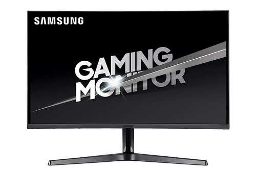 Samsung CJG54 Series LC27JG54QQWXXL 27 inch (69 cm) WQHD VA Panel Flicker Free Curved Gaming Monitor