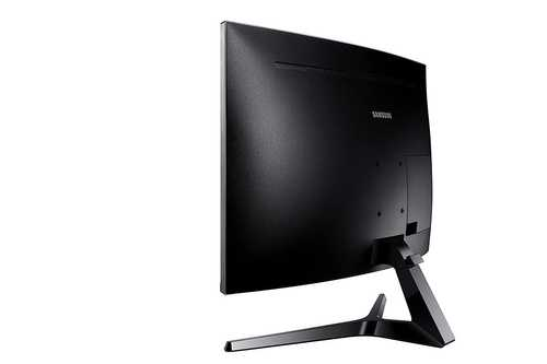 Samsung CJG54 Series LC27JG54QQWXXL 27 inch (69 cm) WQHD VA Panel Flicker Free Curved Gaming Monitor