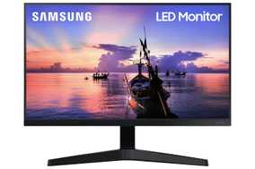 Samsung FT35 Series LF22T350FHWXXL 21.5 inch (55 cm) Full HD VA Panel Flicker Free 3 Side Bezel Less Gaming Monitor