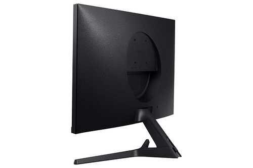 Samsung UR550 Series LU28R550UQWXXL 28 inch (71 cm) 4K UHD IPS Panel Flicker Free 3 Side Bezel Less Gaming Monitor