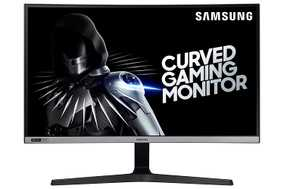 Samsung CRG50 Series LC27RG50FQWXXL 27 inch (69 cm) Full HD VA Panel Flicker Free Curved Gaming LED Monitor