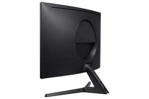 Samsung CRG50 Series LC27RG50FQWXXL 27 inch (69 cm) Full HD VA Panel Flicker Free Curved Gaming LED Monitor