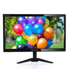 Zebronics ZEB-A16HD 15.6 inch (40 cm) HD Panel Glossy Design LED Monitor