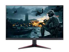 Acer Nitro VG0 Series VG270P (MM.TDPSS.002) 27 inch (68.58 cm) Full HD IPS Panel 3 Side Frameless Gaming Monitor