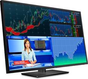 HP Z Displays Z43 (1AA85A8#ABA) 42.5 inch (107.95 cm) UHD 4K IPS Panel UltraWide Multi-Tasking Monitor