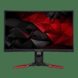 Acer Predator Z1 Series Z271U (UM.HZ1AA.002) 27 inch (68.58 cm) WQHD TN Panel WideScreen Curved Gaming Monitor