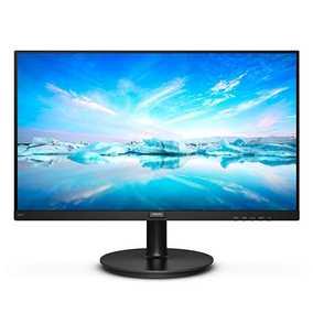 Philips 241V2/94 23.2 inch (58.93 cm) Full HD IPS Panel 3 Side Borderless Monitor
