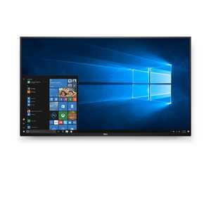 Dell C Series C5519Q 55 inch (139.70 cm) UHD 4K VA Panel WideScreen Conference Room Monitor