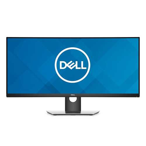 Dell P Series P3418HW 34 inch (86.36 cm) UWFHD IPS Panel Curved Professional Monitor