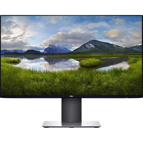 Dell UltraSharp U2419H 23.8 inch (60.46 cm) Full HD IPS Panel 3 Side Borderless Professional Monitor