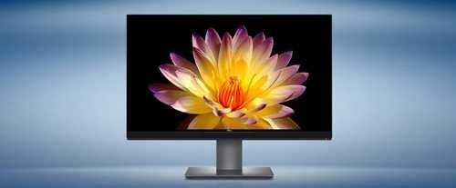Dell UltraSharp UP2720Q 27 inch (68.58 cm) UHD 4K IPS Panel 3 Side Borderless PremierColour Monitor
