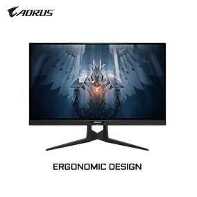 Gigabyte Aorus FI27Q 27 inch (68.58 cm) QHD IPS Panel 3 Side Borderless Gaming Monitor