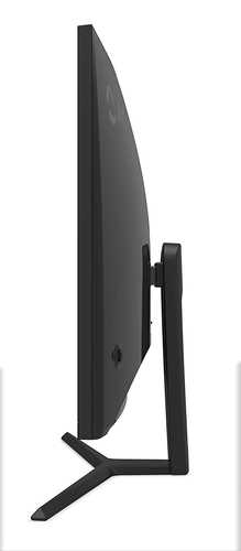 Aopen HC1 Series 24HC1QR P 23.6 inch (59.94 cm) Full HD VA Panel 3 Side Borderless Curved Gaming Monitor