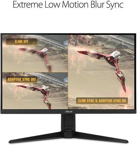 Asus TUF Gaming VG27AQL1A 27 inch (68.58 cm) WQHD IPS Panel 3 Side Borderless Gaming Monitor