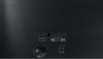Samsung SF356 Series LS24F356FHUXXL 23.5 inch (59.69 cm) Full HD AHVA Panel LED Monitor