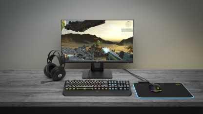 HP X Series X24c (13Q95AA) 23.6 inch (59.94 cm) Full HD VA Panel 3 Side Borderless Curved Gaming Monitor