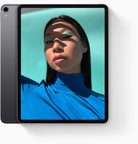 Apple Ipad Pro (3rd Gen) (2018) (11 inch (28 cm), 64 GB) Wi-Fi Only Tablet