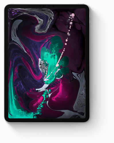 Apple Ipad Pro (3rd Gen) (2018) (11 inch (28 cm), 256 GB) Wi-Fi Only Tablet