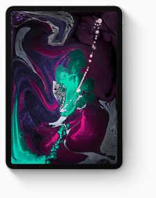 Apple Ipad Pro (3rd Gen) (2018) (11 inch (28 cm), 1 TB) Wi-Fi Only Tablet