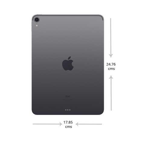 Apple Ipad Pro (3rd Gen) (2018) (11 inch (28 cm), 64 GB) Wi-Fi + Cellular Tablet