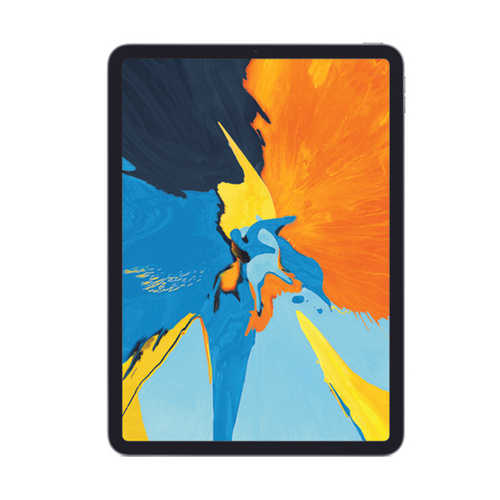 Apple Ipad Pro (3rd Gen) (2018) (11 inch (28 cm), 1 TB) Wi-Fi + Cellular Tablet
