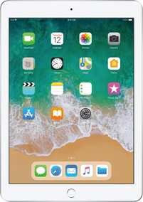 Apple iPad (6th Gen) (2018) (9.7 inch (24 cm), 128 GB) Wi-Fi Only Tablet