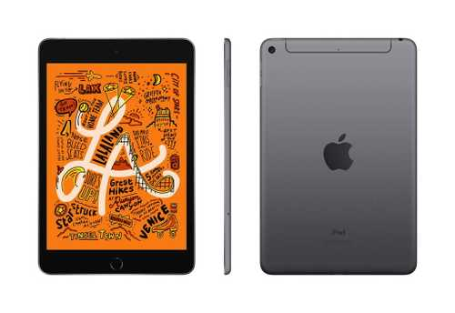 Apple iPad mini 5 (5th Gen) (2019) (7.9 inch (20 cm), 64 GB) Wi-Fi + Cellular Tablet