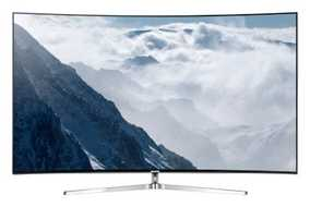 Samsung Series 9 KS9000 55 inch (139 cm) Ultra HD 4K Gaming Curved LED TV