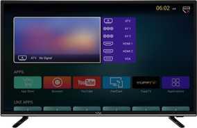Vu T32S66 32 inch (81 cm) HD Ready Smart LED TV