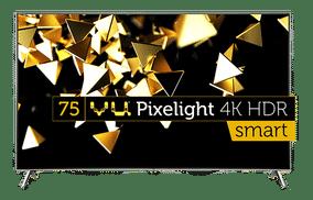 Vu Premium H75K700 75 inch (190 cm) Ultra HD 4K HDR10 Smart Gaming LED TV