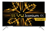 Vu Iconium 55UH7545 55 inch (139 cm) Ultra HD 4K Smart Gaming LED TV