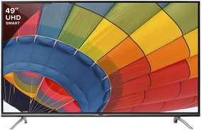 BPL Stellar BPL123E36S4C 49 inch (124 cm) Ultra HD 4K Smart Gaming LED TV