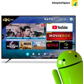 CloudWalker Cloud TV 43SF 55 inch (139 cm) Full HD Smart Gaming LED TV
