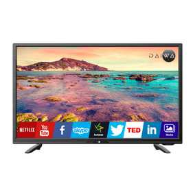 Daiwa D32C4S 32 inch (81 cm) HD Ready Smart Gaming LED TV