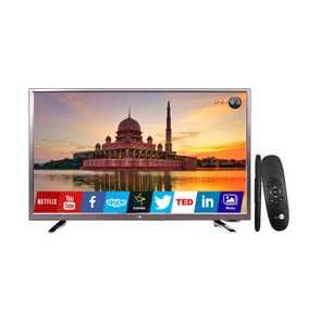 Daiwa D32C5SCR 32 inch (81 cm) HD Ready Smart Gaming LED TV