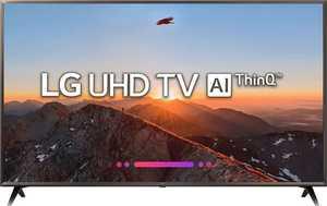 LG AI ThinQ 55UK6360PTE 55 inch (139 cm) Ultra HD 4K HDR Pro Smart LED TV