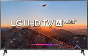 LG AI Thinq 50UK6560PTC 50 inch (127 cm) Ultra HD 4K HDR Pro Smart LED TV