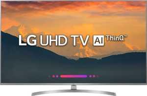 LG AI Thinq 49UK7500PTA 49 inch (124 cm) Ultra HD 4K HDR Pro Smart LED TV