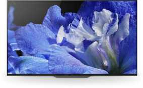 Sony KD-65A8F 65 inch (165 cm) Ultra HD 4K HDR Pro + Dolby Vision Ultra-slim Android Smart Gaming OLED TV