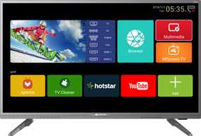 Micromax Canvas 3 32 inch (81 cm) HD Ready Android Smart LED TV