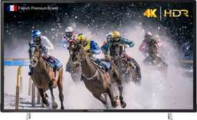 Thomson UD9 50TH1000 50 inch (127 cm) Ultra HD 4K HDR Android Smart LED TV