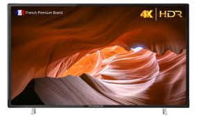 Thomson UD9 55TH1000 55 inch (139 cm) Ultra HD 4K HDR Android Smart LED TV