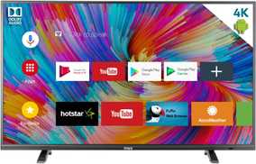 MarQ 65SAUHD 65 inch (165 cm) Ultra HD 4K HDR Android Smart Gaming LED TV