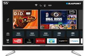 Blaupunkt BLA55AU680 55 inch (139 cm) Ultra HD 4K Android Smart LED TV