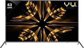 Vu Iconium 43BU113 43 inch (109 cm) Ultra HD 4K Android Smart Gaming LED TV