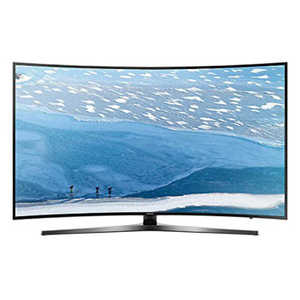 Samsung Series 6 78KU6570 78 inch (198 cm) Ultra HD 4K HDR Smart Curved LED TV