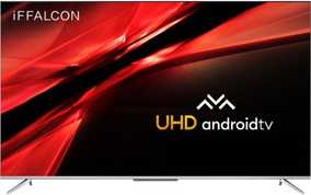 iFFALCON K71 Series 43K71 43 inch (109 cm) Ultra HD 4K LED HDR Hands Free Voice Control Android Smart TV