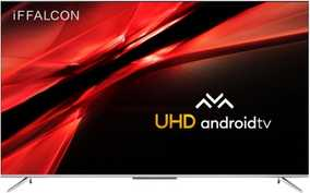 iFFALCON K71 Series 55K71 55 inch (140 cm) Ultra HD 4K LED HDR Hands Free Voice Control Android Smart TV